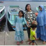 Danau Ranau Memukau Wisatawan Lokal